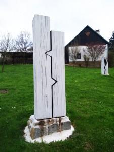 EMIL SLÁMA / socha pro J. Holuba Žlutava