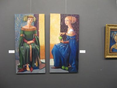 Výstava M. Bogucka