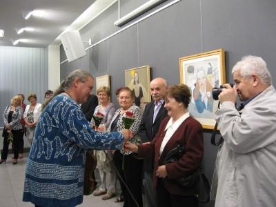 Výstava Antonín Sládek