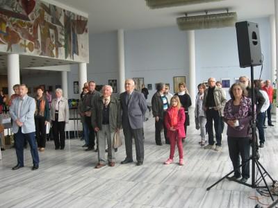 Výstava Rozumění v MDZ 2016