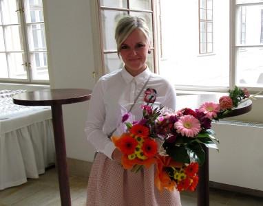 Martina Lišková v Holešově